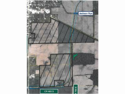 Whitestown Farm For Sale: 701 South Main Street