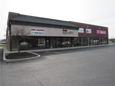 Mooresville Commercial For Sale: 492-498 Town Center Street N