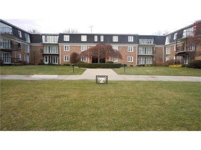 Delaware County Condo/Townhouse For Sale: 4501 North Wheeling Avenue #2-312