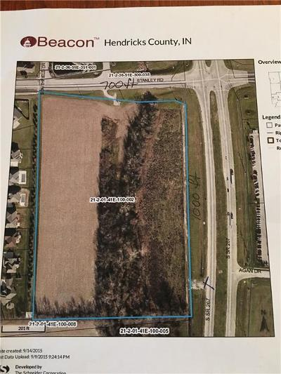 Plainfield Commercial Lots & Land For Sale: 1737 Stanley