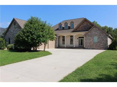 Plainfield Single Family Home For Sale: 720 Willow Pointe North Drive