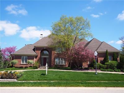 Carmel Single Family Home For Sale: 10429 Charter Oaks