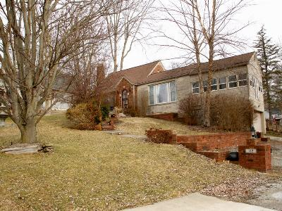 New Palestine Single Family Home For Sale: 132 East Main Street