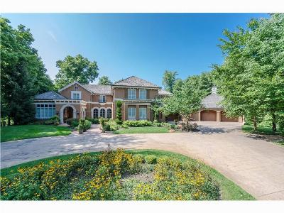 Single Family Home For Sale: 11381 Geist Bay Court