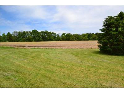 Greenfield Farm For Sale: North 100 West Road