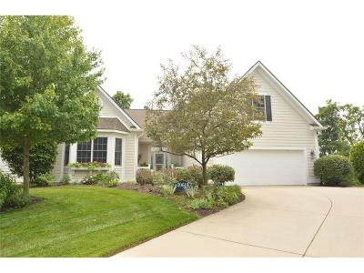 Single Family Home For Sale: 10615 Sunset Point Lane