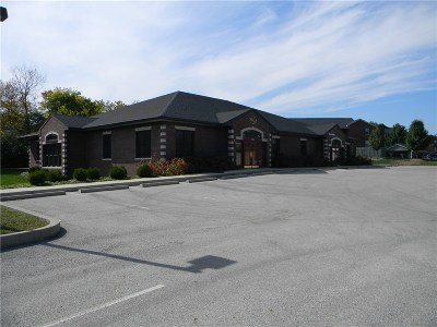 Zionsville Commercial Lease For Lease: 260 South Ford Road