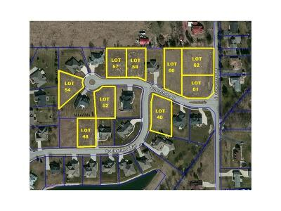 Hancock County Residential Lots & Land For Sale: 1160 Cobblefield Way