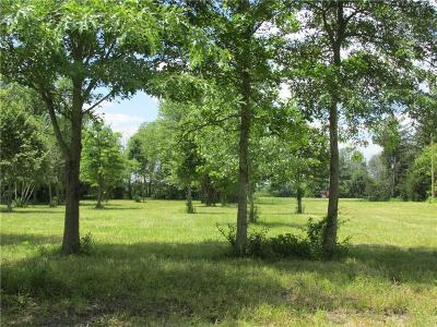 Lebanon Residential Lots & Land For Sale: 3201 North State Road 39 #Lot 1