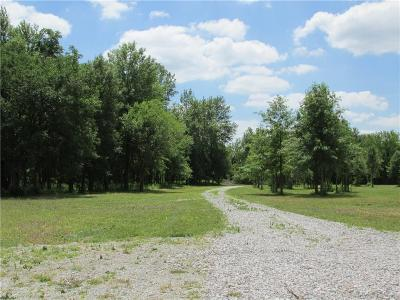Lebanon Residential Lots & Land For Sale: 3201 North State Road 39 #Lot 6