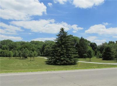 Lebanon Residential Lots & Land For Sale: 3201 North State Road 39 #Lot 7