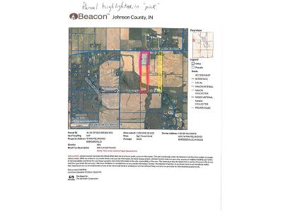 Bargersville Residential Lots & Land For Sale: 00 West Whiteland Road