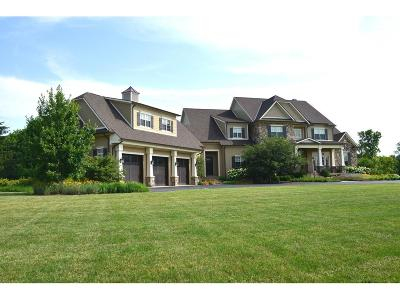 Zionsville Single Family Home For Sale: 7490 Hunt Country Lane