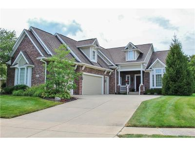 Noblesville Single Family Home For Sale: 16151 Grand Cypress Drive