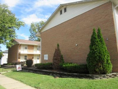 Montgomery County Multi Family Home For Sale: 408-410 South Walnut