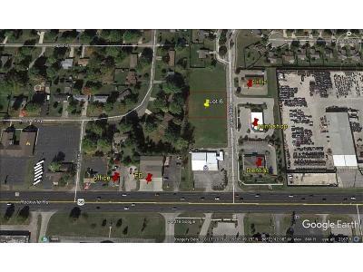 Avon Commercial For Sale: Lot 5 Park Place Boulevard