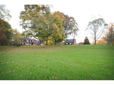 Zionsville Farm For Sale: 11910 East 500 S