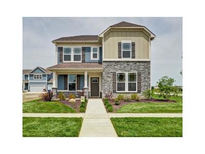 Whitestown Single Family Home For Sale: 6208 Bliss Point E