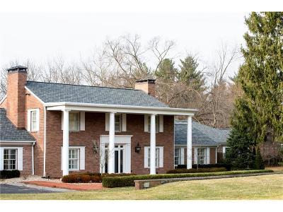 Columbus Single Family Home For Sale: 3722 Shoshonee Drive