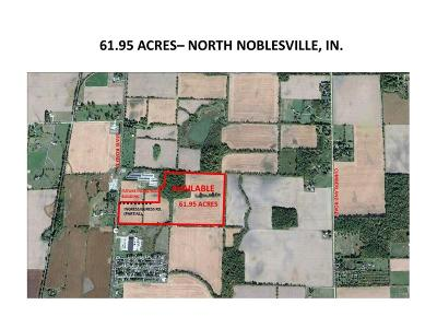 Noblesville Commercial For Sale: 0 Cicero Road, Cicero Road