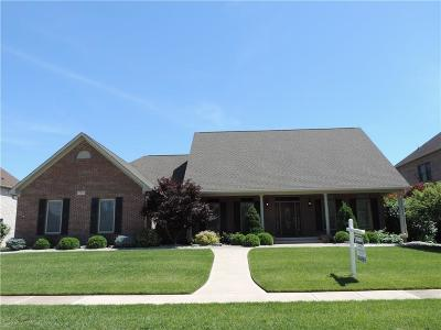 Plainfield Single Family Home For Sale: 1223 Providence Pass