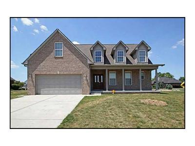 Single Family Home For Sale: 638 Schmitt Road