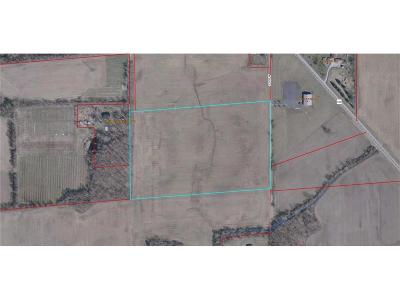 Residential Lots & Land For Sale: South County Road 1050 W