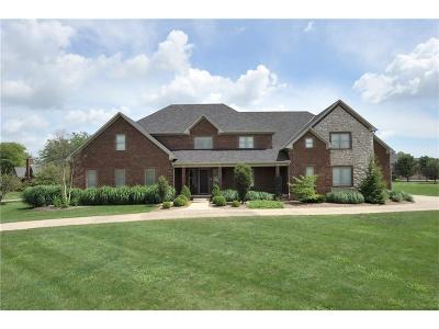 Avon, Avon/indpls Single Family Home For Sale: 2123 Woodcreek Drive