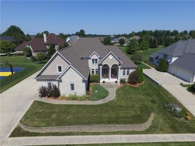 Brownsburg Single Family Home For Sale: 86 Oak Tree Drive