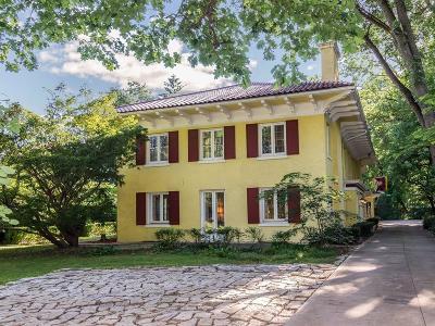 Single Family Home For Sale: 4044 Washington Boulevard