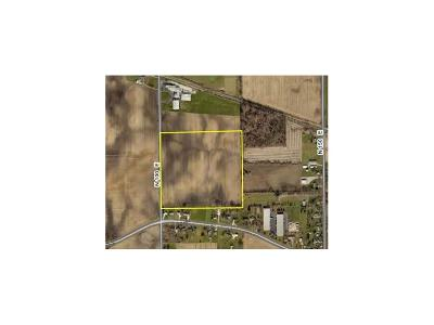 Hendricks County Residential Lots & Land For Sale: 0000 Co Rd 100e