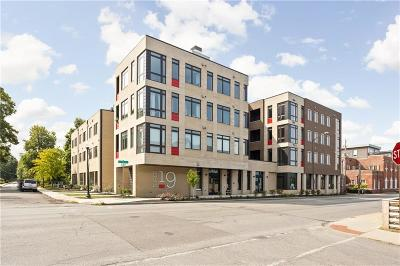 Indianapolis Condo/Townhouse For Sale: 319 East 16th Street #208