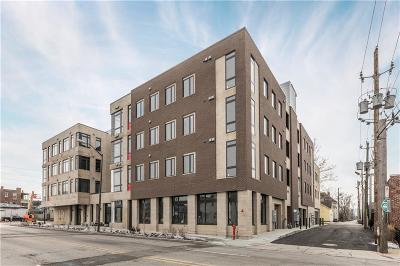 Indianapolis Condo/Townhouse For Sale: 319 East 16th Street #206