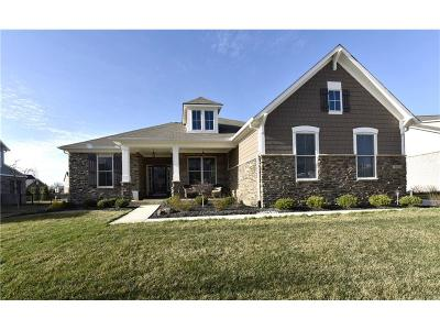 Noblesville Single Family Home For Sale: 6102 Ruthven Drive