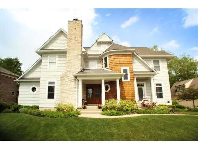 Sheridan, Fortville, Carmel, Noblesville, Atlanta Single Family Home For Sale: 13425 Abercorn Street