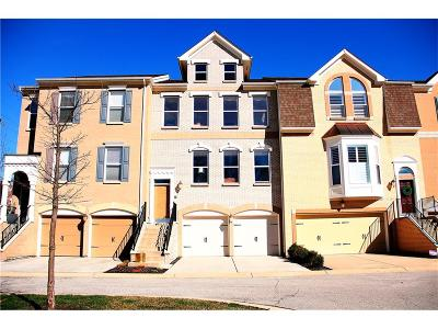 Boone County, Clinton County, Hamilton County, Hendricks County, Madison County Condo/Townhouse For Sale: 789 Greenford Trail N #1B