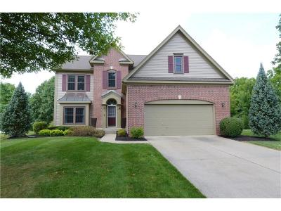 Fishers Single Family Home For Sale: 13584 Kelsey Lane