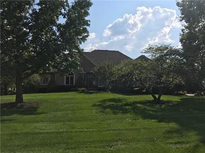 Carmel, Westfield Single Family Home For Sale: 853 Wedgewood Lane