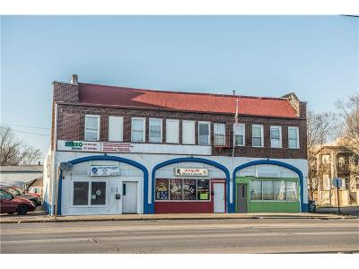 Indianapolis Commercial For Sale: 2002 West Washington Street