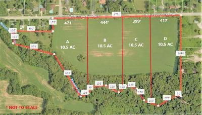 Greenwood Residential Lots & Land For Sale: 4600 West County Line Road