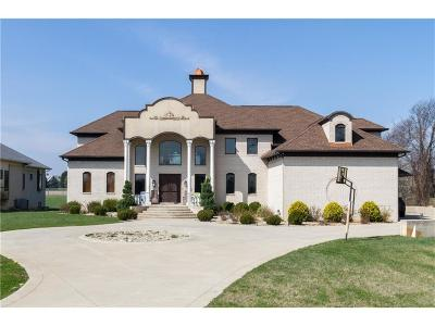 Arcadia, Carmel Single Family Home For Sale: 13326 Six Points Road