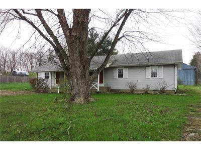Decatur County Single Family Home For Sale: 652 West County Road 250 S