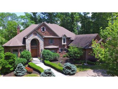 Bargersville Single Family Home For Sale: 4033 North Banta Road
