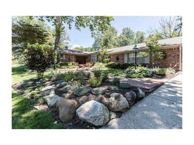 Single Family Home For Sale: 6717 Creekside Lane