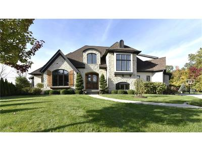 Carmel, Westfield Single Family Home For Sale: 13350 Winter King Court