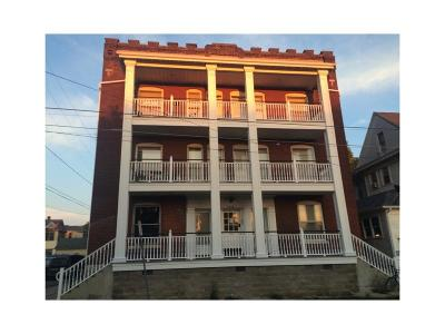 Delaware County Multi Family Home For Sale: 316 South Monroe Street
