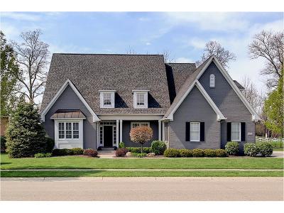 Noblesville Single Family Home For Sale: 6502 Braemar Avenue N