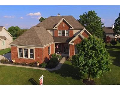 Brownsburg Single Family Home For Sale: 7861 Whiting Bay Drive