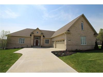 Noblesville Single Family Home For Sale: 11533 Full Moon Court