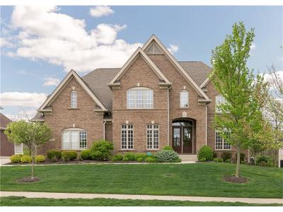 Noblesville Single Family Home For Sale: 17006 Timbers Edge Drive